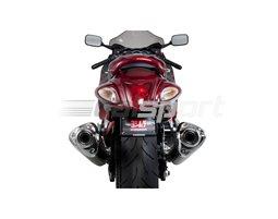 070BG112101 - Tail Tidy Kit - Black