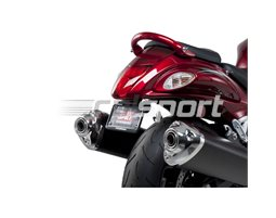 070BG112101 - Yoshimura Tail Tidy Kit, black