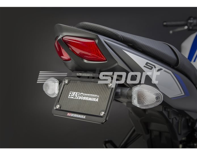 070BG116700 - Yoshimura Tail Tidy Kit, black