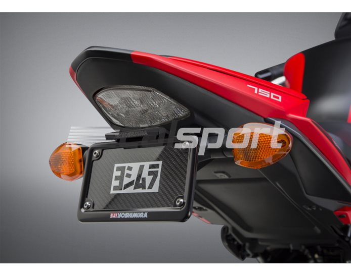 070BG118000 - Yoshimura Tail Tidy Kit, black