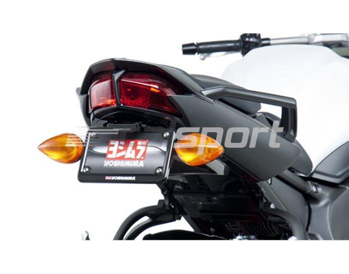 070BG132100 - Yoshimura Tail Tidy Kit, black