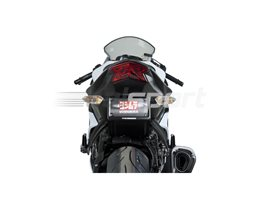 070BG141702 - Yoshimura Tail Tidy Kit, black