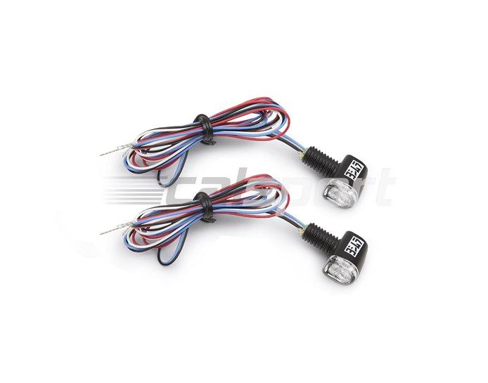 Yoshimura Micro Multifunction 4-wire LED Indicator Kit - pair