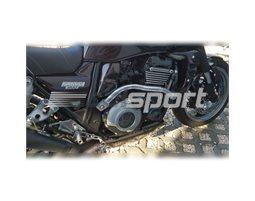 1117034 - Active Polished Alloy Frame Brace Kit