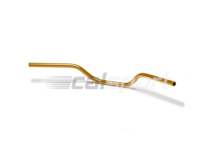 122A002GO - LSL Naked Bike - high rise 22.2mm aluminium handlebar, Gold