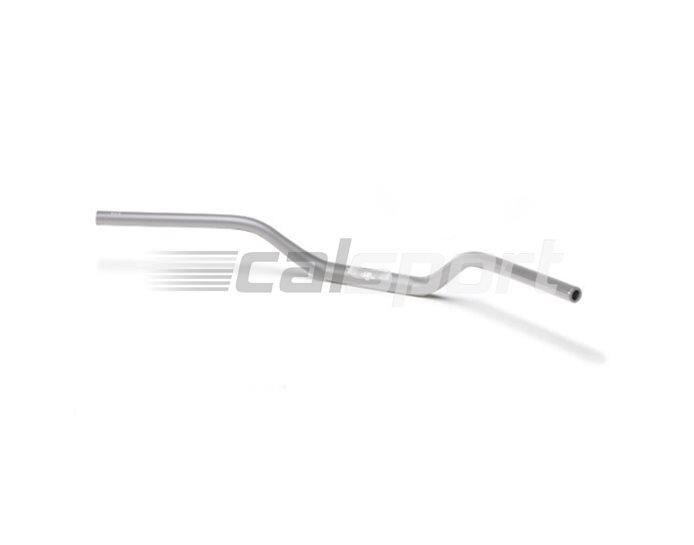 128AX02SI - LSL Naked Bike - high rise 28.6mm aluminium taper handlebar (X-Bar), Silver