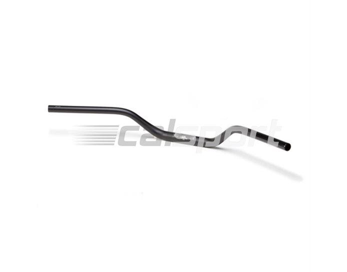 128AX02SW - LSL Naked Bike - high rise 28.6mm aluminium taper handlebar (X-Bar), Black