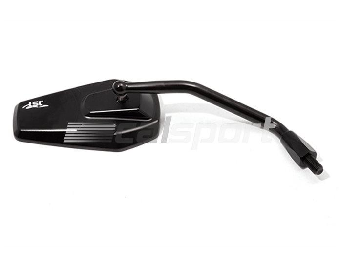 132SD02RSW - LSL Gonia eMark mirror - Aluminium, Black, Right - single mirror