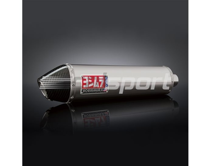 14154552 - Yoshimura Stainless RS-3C Bolt-On RACE (Removable Baffle)