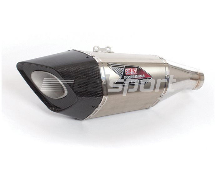 Racing Exhaust System - Stainless 4-2-1 Header With Titanium R-11Sq Silencer - Please See Note
