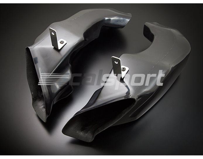Air Duct Set - Carbon Fibre, Designed For Yoshimura Full Fairing Set