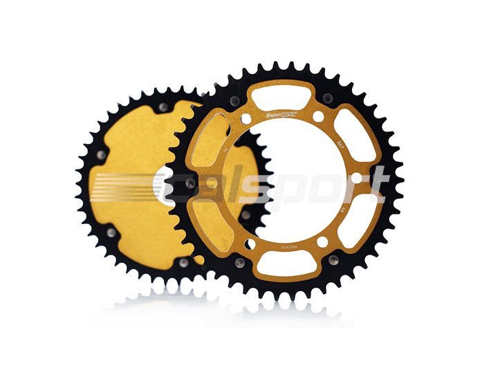 Supersprox Stealth Sprocket, Anodised Alloy - Express delivery, made to order, custom build