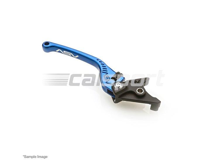 ASV F3 Brake Lever - Regular Length, Blue (other colours available)