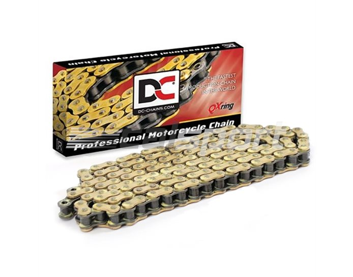DC OE Spec Chain - X Ring Super Reinforced - Gold