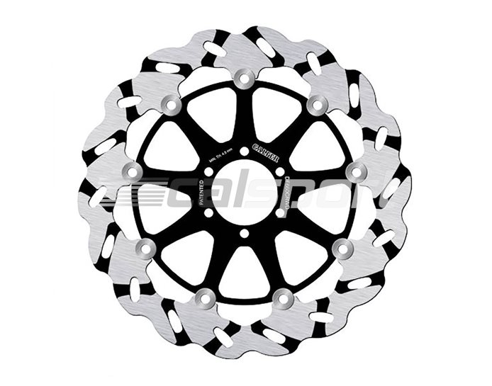 Galfer Left Front Tsunami Disc - Special Order Only - 1370 g