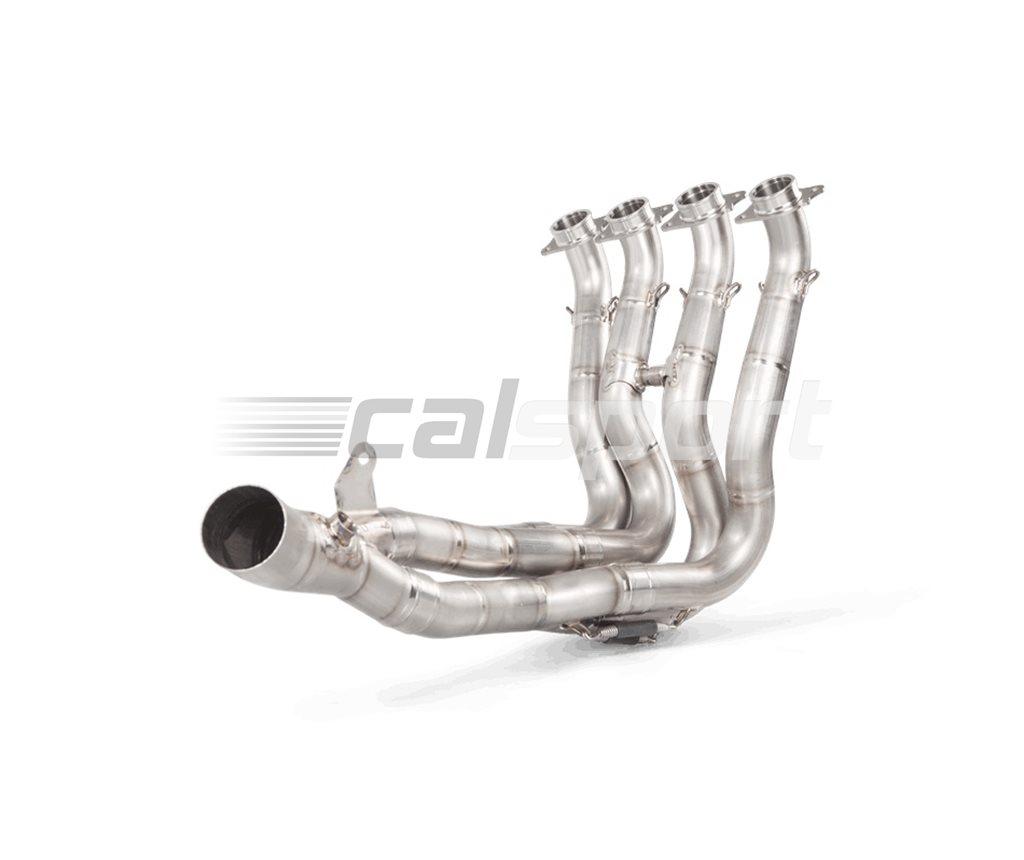 Akrapovic Optional 4-2-1 Titanium Racing Header Set
