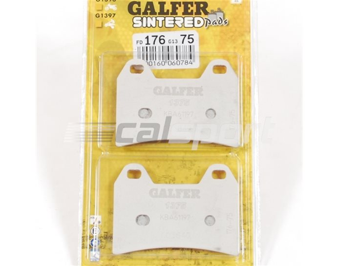 Galfer Front Pads