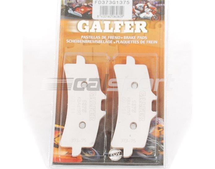 Galfer Front Pads, Sinter Sport