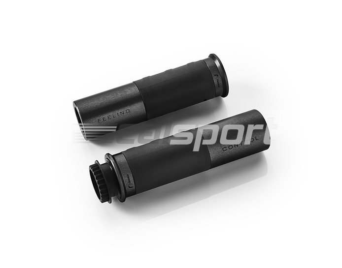 Rizoma Grips, Icon, Black