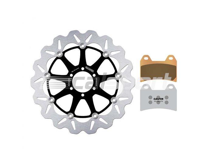 Galfer Front Speed Kit (pads & discs)