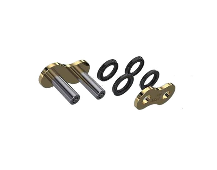 AFAM MRS Connecting link, soft head, hollow pin, for A525XHR3-G chain