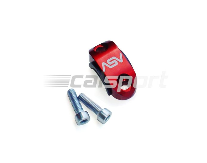 ASV Rotator Clamp, Clutch, Red