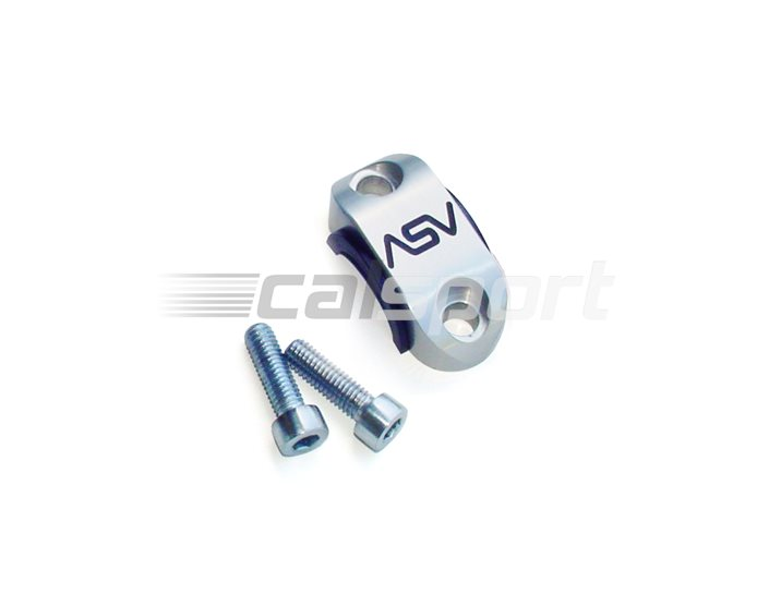 RCU01-SILVER - ASV Rotator Clamp, Brake, Silver